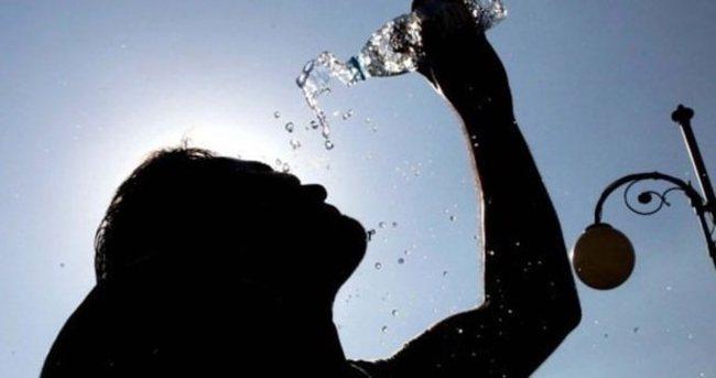Meteoroloji sıcak geçecek 3 gün için uyardı