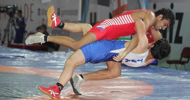 Gymnasiade'da üçüncü gün heyecanı devam ediyor