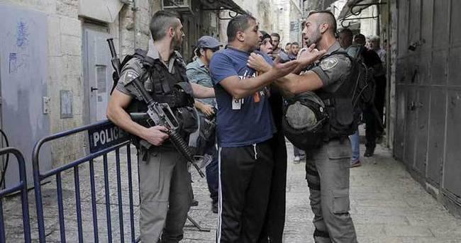 İsrail'den Filistin'deki demir atölyelerine baskın