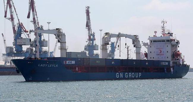Gazze'ye bir gemi insani yardım daha gidecek