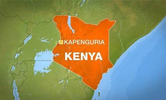 Kenya'da polis cinneti: 8 ölü