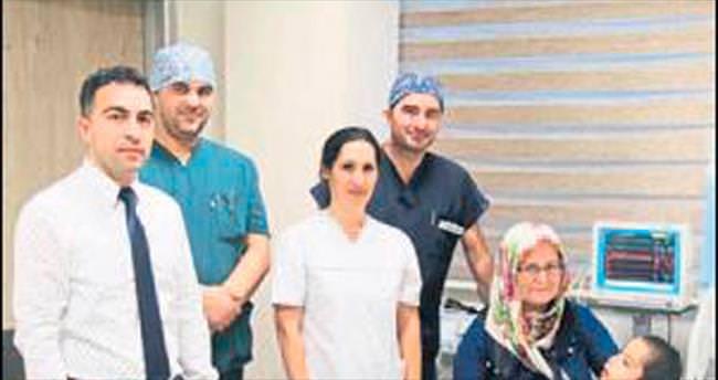 Engelli hastalara diş tedavisi