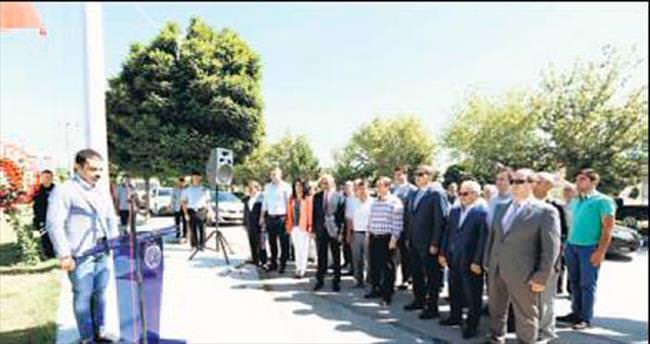 Srebrenitsa için Kazan'da anma