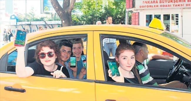 Pokemon taksi