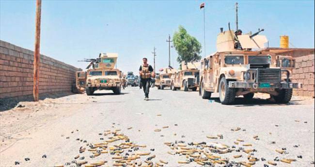 Baas ile DAEŞ arasında Musul'da çatışma çıktı