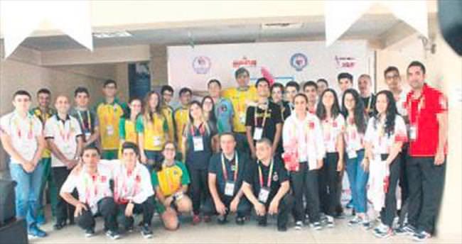 Trabzon'da madalya yağdı