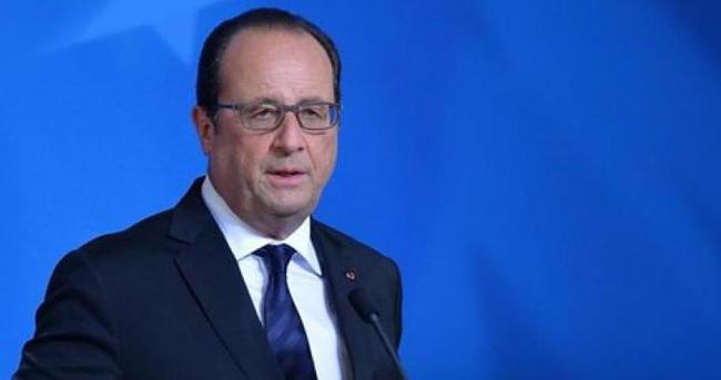 Hollande: Olağanüstü hal 3 ay daha devam edecek