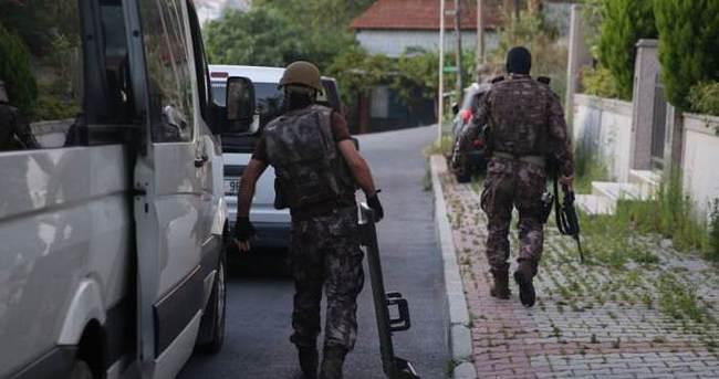 İstanbul'da büyük operasyon: Yağma yapanlar...