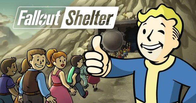 Fallout Shelter bilgisayara geldi