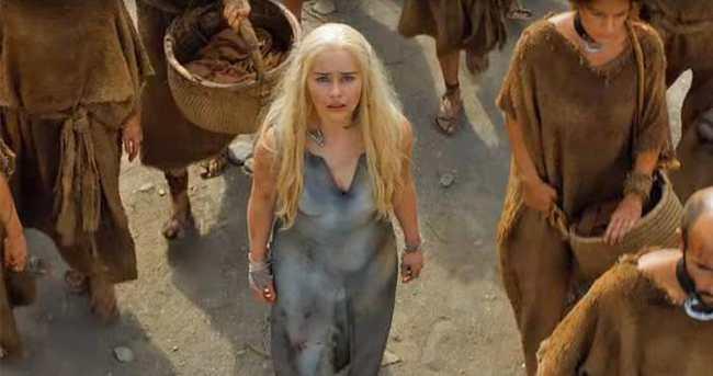 'Game of Thrones' bu yıl da Emmy ödüllerinde zirvede