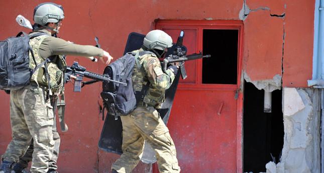 Mardin kırsalında büyük operasyon