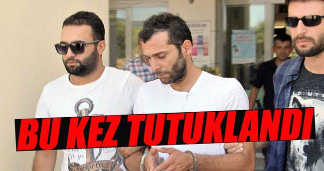 Onur Özbizerdik Bodrum'da tutuklandı