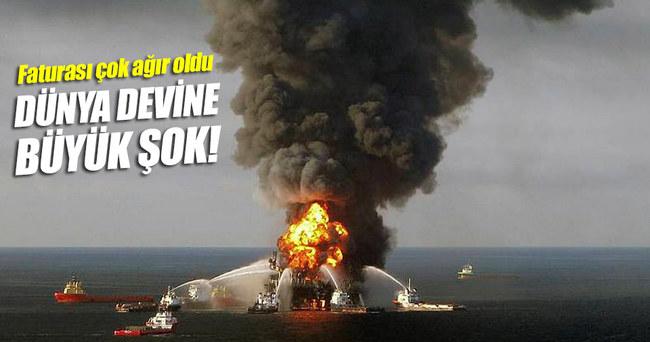 BP`ye çok ağır fatura!