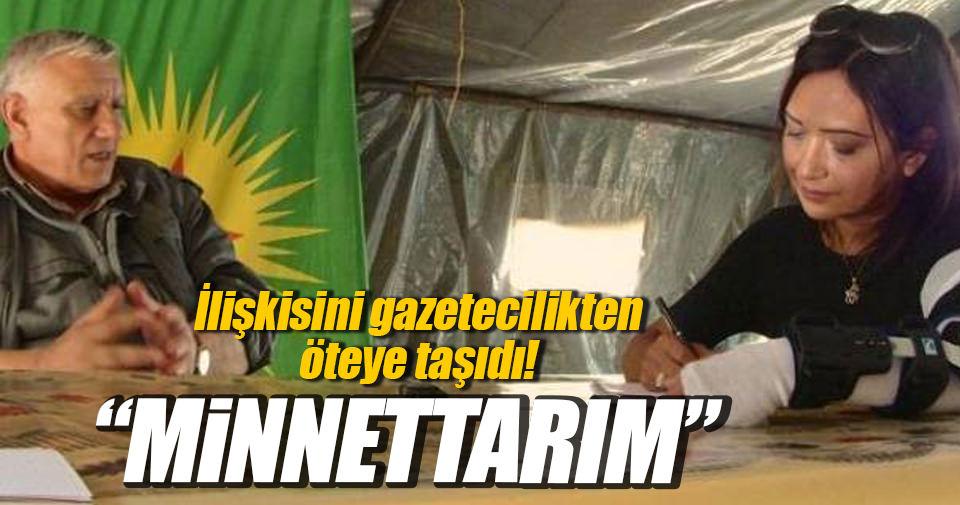Amberin Zaman'dan PKK'ya: Minnettarım