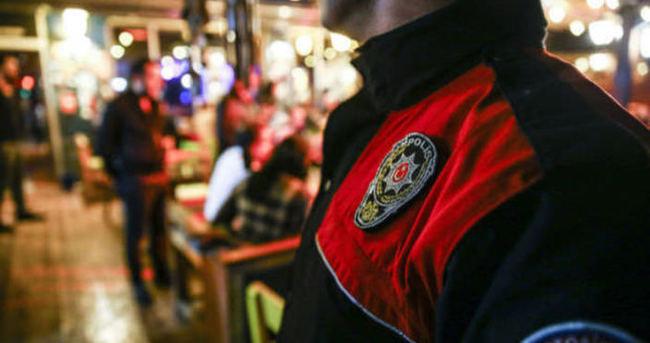 Ankara'da 2 bin polisle huzur operasyonu