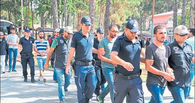 Adana'da MKP terör örgütü operasyonu