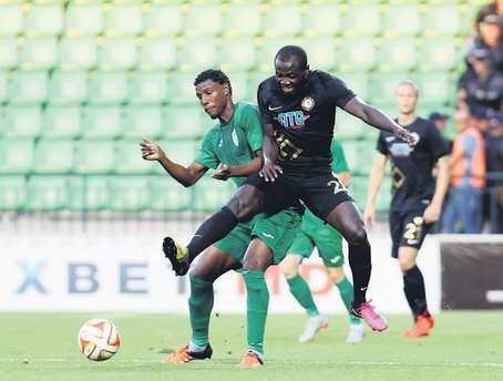 Osmanlı eve umutlu döndü: 2-2