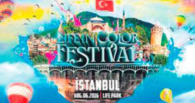 Dünyanın en renkli festivali