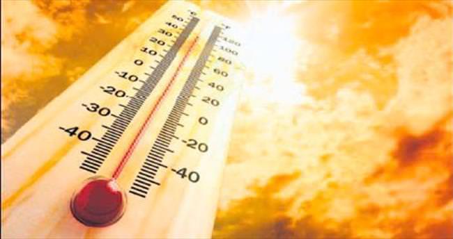 Ekstrem sıcaklığa dikkat