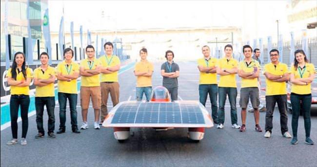 İÜ SOCRAT ekibi Japonya yolcusu