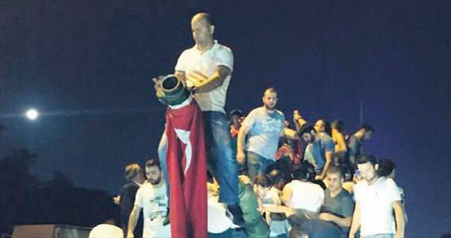 81 vilayette halk ayaklandı
