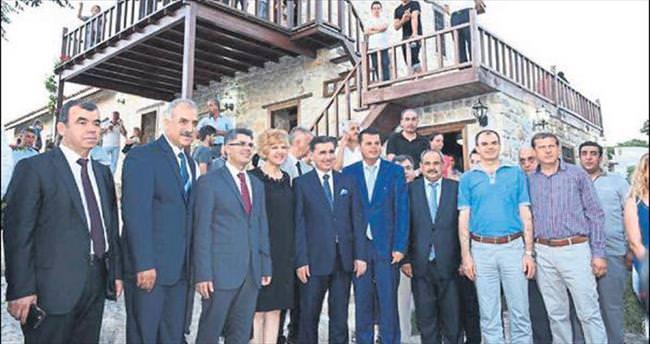 Ayhan Kara Vakfı Samandağ'da açıldı