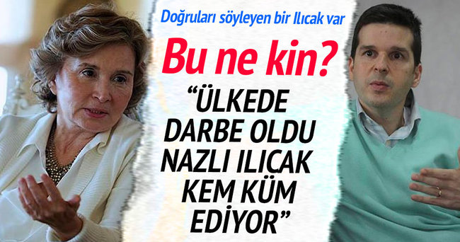 Mehmet Ali Ilıcak annesine gereken cevabı verdi