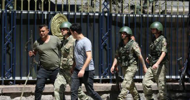 Özel kuvvetler komutanlığını basmışlardı: 36 asker tutuklandı