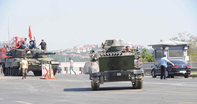 Ordu'da 10 rütbeli polis gözaltına alındı