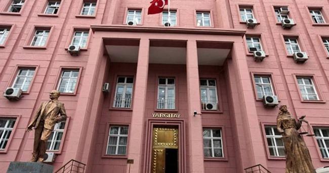 Yargıtay gözaltı kararı bulunan 140 üyeyi görevden aldı