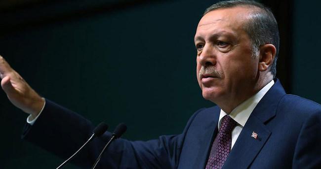 Cumhurbaşkanı Erdoğan: İdam talebinizi yok sayamayız