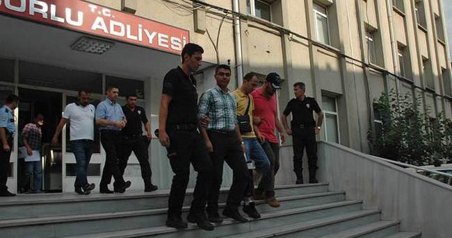 Tekirdağ'da FETÖ'cü 7 kişi tutuklandı