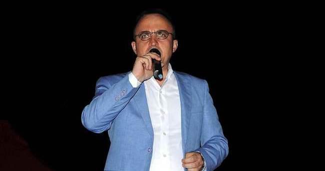 Bülent Turan: Başkomutan eve dönün deyince kadar nöbetteyiz