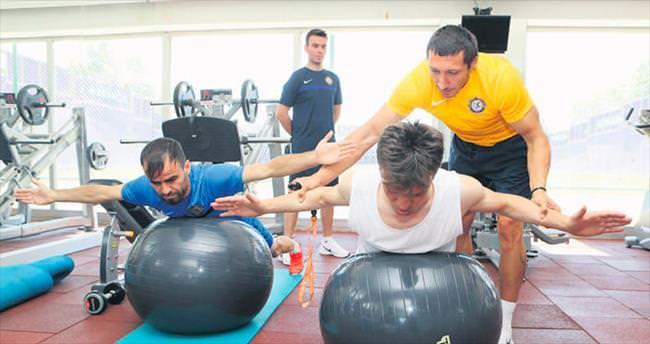 Osmanlıspor'da Zimbru maçı hazırlıkları
