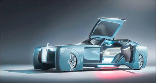 Rolls-Royce lüksü yeniden tanımladı