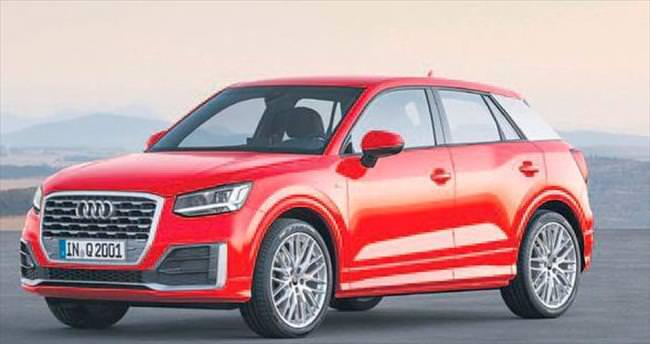 Audi Q ailesi genişliyor