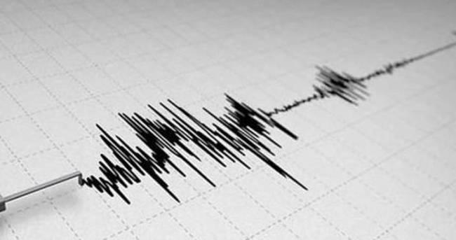Denizli Çal'da deprem