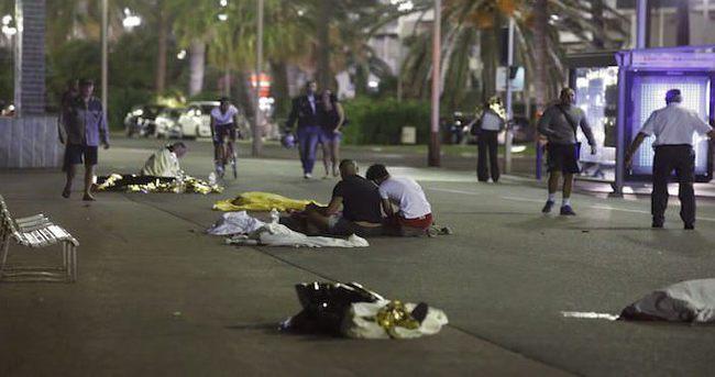 Nice saldırısıyla bağlantılı yedi kişi gözaltında