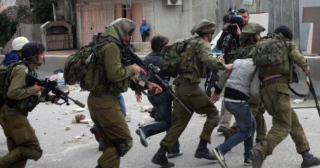 İsrail'in Filistinlilere yönelik ihlalleri