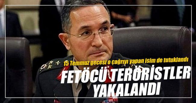 13 FETÖ'cü terörist tutuklandı