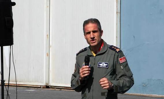 Hava Harp Okulu Komutanı gözaltında