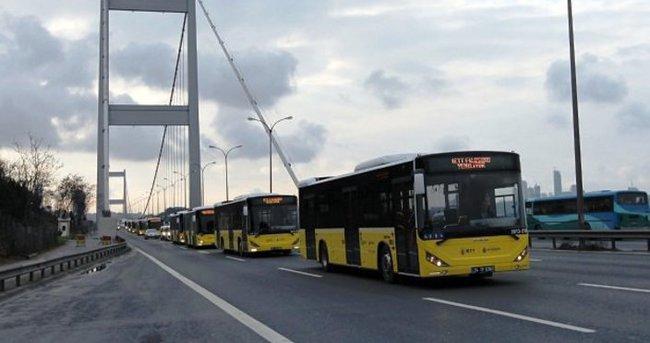 İstanbul'da ulaşım 20 Temmuz'a kadar ücretsiz