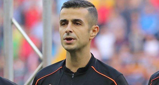 UEFA'dan Mete Kalkavan'a görev
