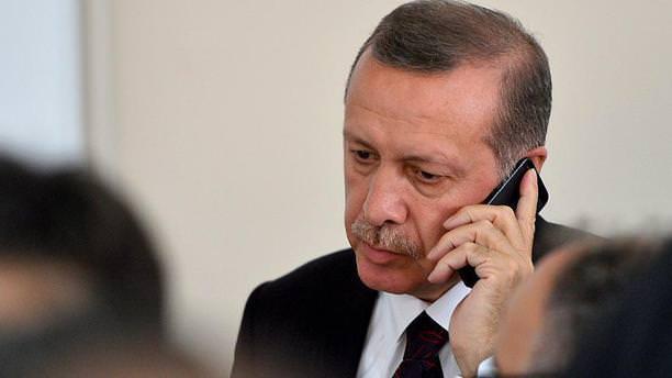 Cumhurbaşkanı Erdoğan Aliyev ve Ruhani ile görüştü