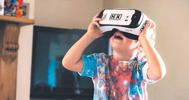 Sanal gerçeklik gözlüğünü 13 yaşından küçükler kullanmamalı