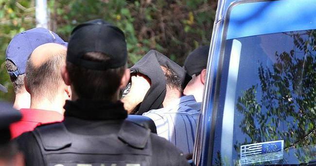 Yunanistan'a kaçan darbeciler İltica Komisyonunda mülakata alındı