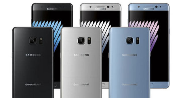 Samsung, Galaxy Note 7 ile bir ilk yapmaya hazırlanıyor