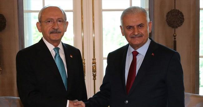 Başbakan Yıldırım ve Kılıçdaroğlu açıklama yapacak