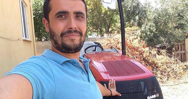 Kasksız motosikletli kazada öldü
