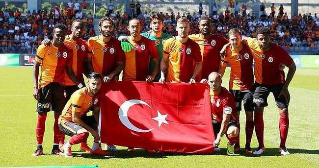 FETÖ'cü darbe girişimine karşı Galatasaray'dan örnek duruş
